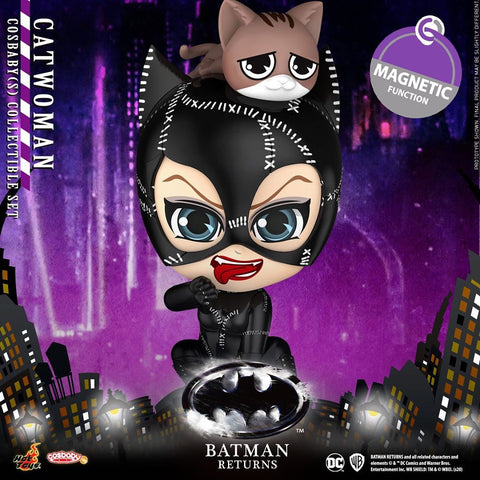 COSB715 - Catwoman Cosbaby (S) Collectible Set - ActionCity