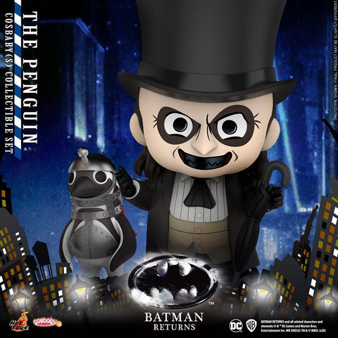 COSB717 - The Penguin Cosbaby (S) Collectible Set - ActionCity
