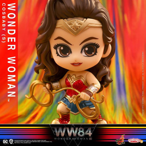 COSB726 - Wonder Woman Cosbaby (S) - ActionCity