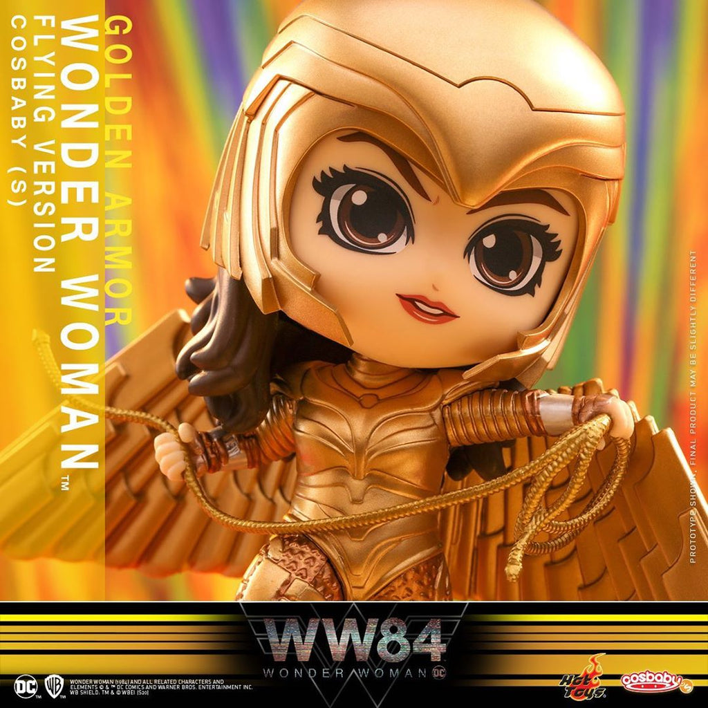 COSB728 - Wonder Woman (Flying Version) Cosbaby (S) - ActionCity