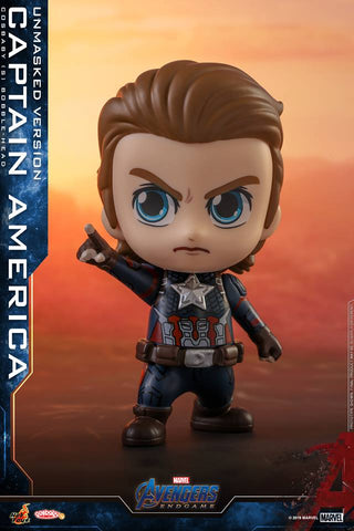Captain America (Unmasked Version) | ActionCity Singapore