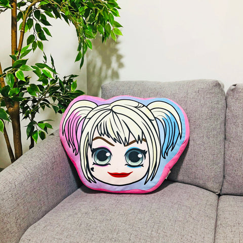 PCUS053N - Harley Quinn Cosbaby Cushion - ActionCity