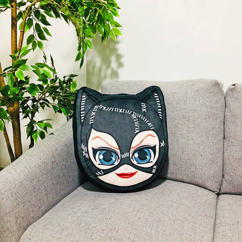 PCUS054N - Catwoman Cosbaby Cushion - ActionCity