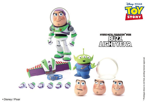 [Toy Story 4 Collection] HMF#068 Buzz Lightyear Toy | Action City Singapore