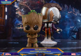 COSB361 - Guardians of the Galaxy Vol. 2 - Star-Lord and Groot Collectible Set