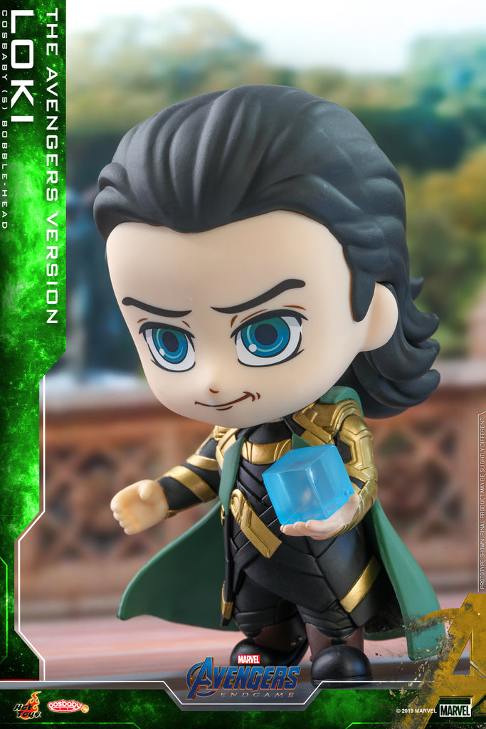COSB579 – Avengers: Endgame - Loki (The Avengers Version) Cosbaby (S) (BGM)