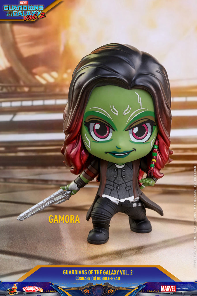 COSB357 - Guardians of the Galaxy Vol. 2 - Gamora Cosbaby Bobble-Head