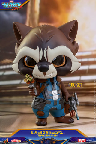 COSB355 - Guardians of the Galaxy Vol. 2 - Rocket Cosbaby Bobble-Head