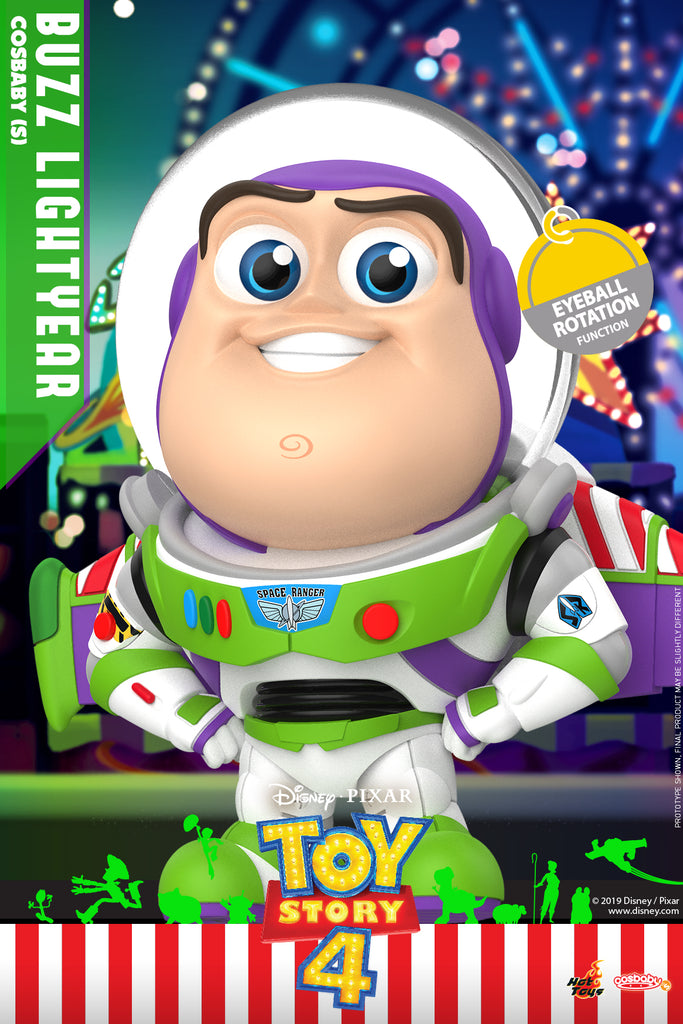 COSB606 – Buzz Lightyear Cosbaby (S) (BGTS) - ActionCity