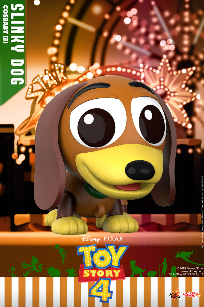 COSB615 – Slinky Dog Cosbaby (S) (BGTS) - ActionCity