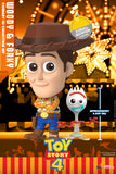 COSB602 – Woody and Forky Cosbaby (S) Collectible Set (BGTS)
