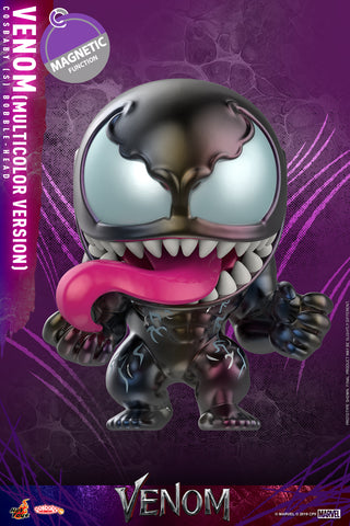 COSB627 – Venom (Multicolor Version) Cosbaby (S) (BGM)