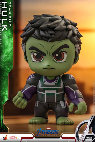 [Hot Toys Cosbaby] Avengers Endgame - Hulk (S) Bobble-Head (COSB557) - ActionCity