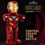 Iron Man MK50 Robot by UBTECH - ActionCity