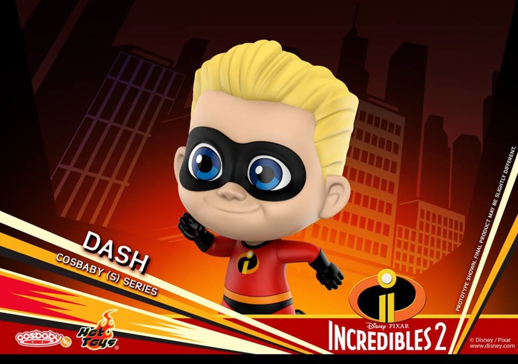 COSB476 - Incredibles 2 - Cosbaby (S) Series - Dash Cosbaby (S) - ActionCity