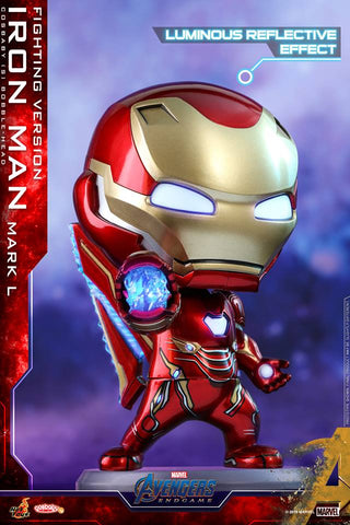 Iron Man Mark L (Fighting Version) | ActionCity Singapore