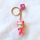 PKEY168N - Cosbaby Figure Keychain - Harley Quinn (Brokenhearted Version) - ActionCity