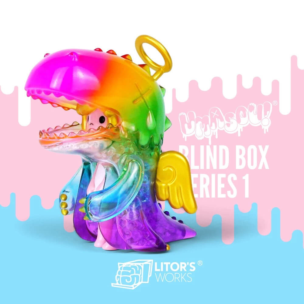 ActionCity Live: Litor's Works Umasou Blind Box Series 1 - Individual Blind Boxes - ActionCity