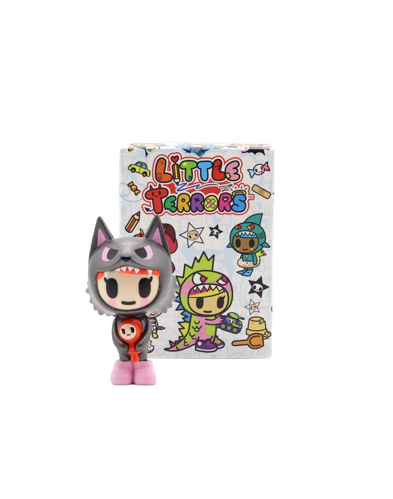 ActionCity Live: tokidoki Little Terrors - Case of 12 Blind Boxes - ActionCity