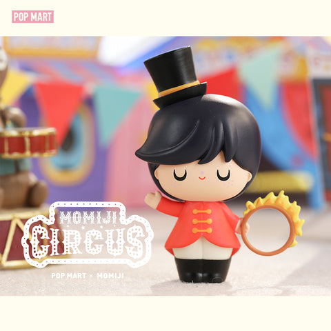 Pop Mart Momiji Circus Series - Case of 12 Blind Boxes