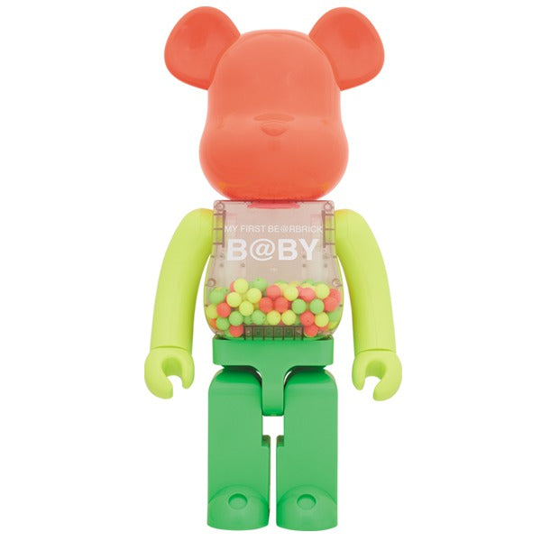 My First Bearbrick Baby Neon 100 | Action City Singapore