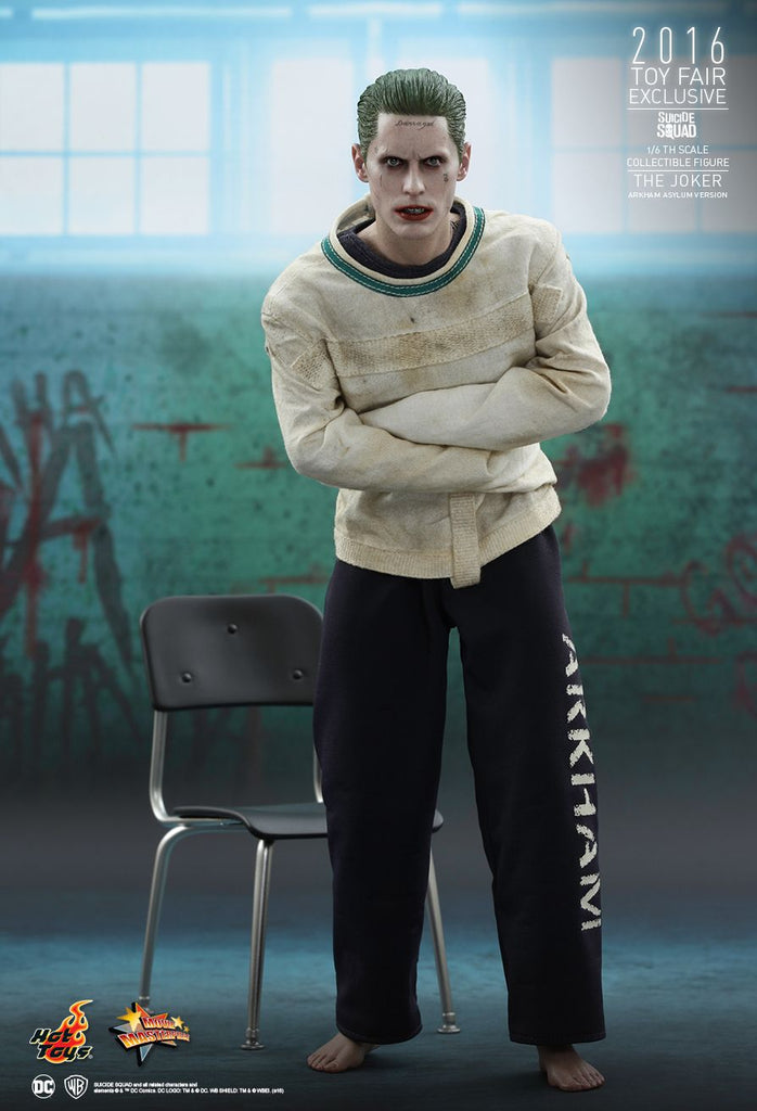 MMS373 - Suicide Squad The Joker (Arkham Asylum Version) 1/6th Scale Collectible Figure - ActionCity