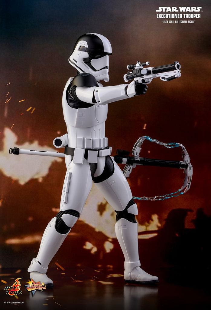 MMS428 - Star Wars: The Last Jedi Executioner Trooper 1/6th Scale Collectible Figure - ActionCity