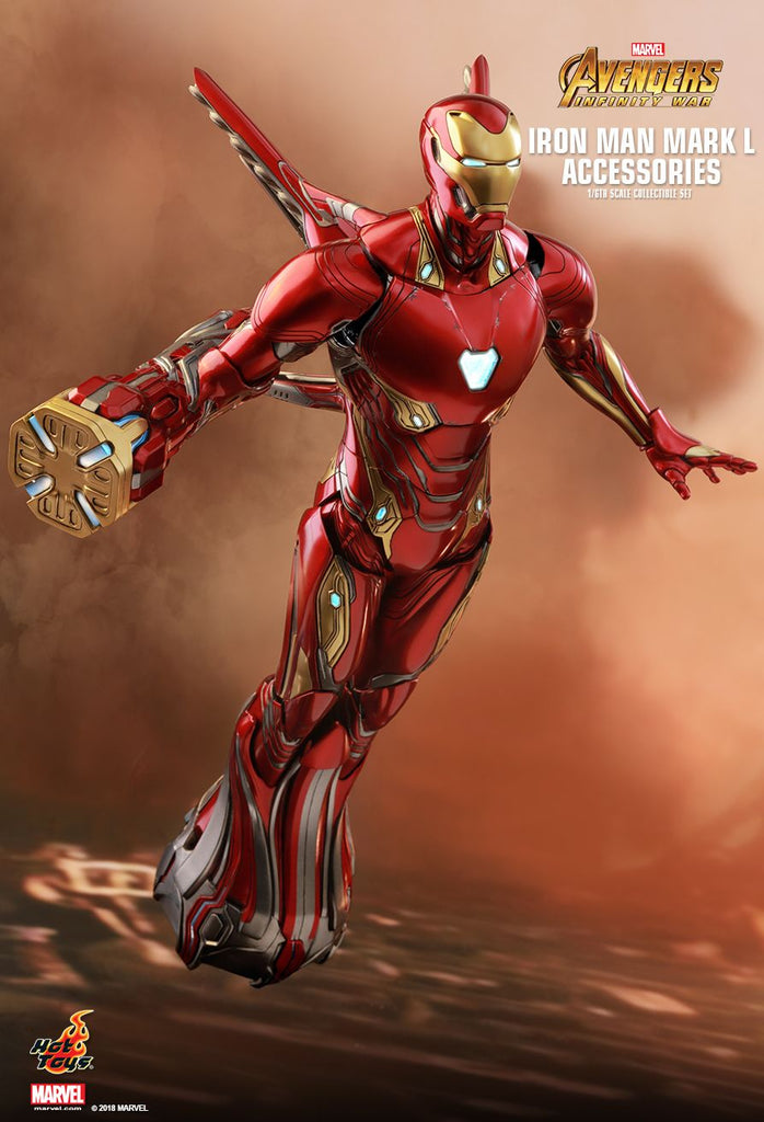 ACS004B - Avengers: Infinity War Iron Man Mark L 1/6th Scale Accessories Collectible Set - ActionCity