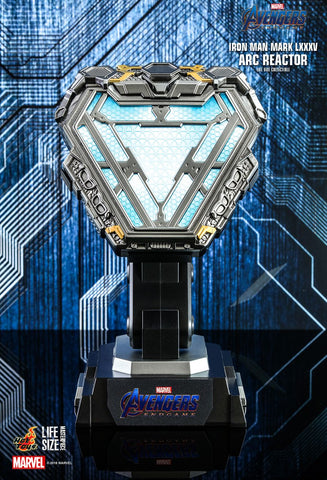 LMS010 - Iron Man Mark LXXXV Arc Reactor Life-Size Collectible (BGCO)