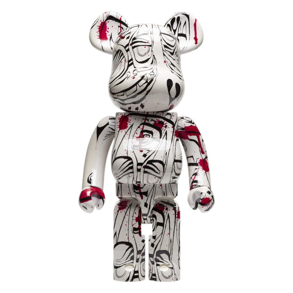 BE@RBRICK Phil Frost X HUF 1000% - ActionCity