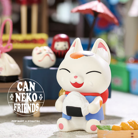 Pop Mart Can Neko Friends - Case of 12 Blind Boxes