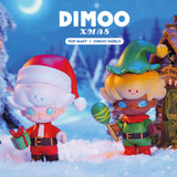 Pop Mart Dimoo Christmas Series - Case of 12 Blind Boxes - ActionCity