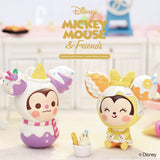 ActionCity Live: Pop Mart Disney Sitting Series 4 Sweet Mickey - Case of 12 Blind Boxes - ActionCity
