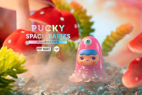 Pucky Space Babies - Case of 12 Blind Boxes - ActionCity