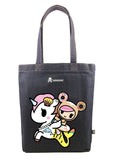 Tokidoki Bag Limited Edition Collections - Tokidoki Soulmate Tote Bag Donutella & Perla | ActionCity Singapore