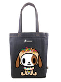 Tokidoki Bag Limited Edition Collections - Tokidoki Biscotti Tote Bag Donutino | ActionCity Singapore
