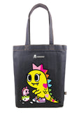 Tokidoki Bag Limited Edition Collections - TKDK DB Tote Bag Yellow Kaiju | ActionCity SIngapore