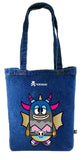 Tokidoki Bag Limited Edition Collections - TKDK MB Tote Bag Dragon A-08 | ActionCity SIngapore