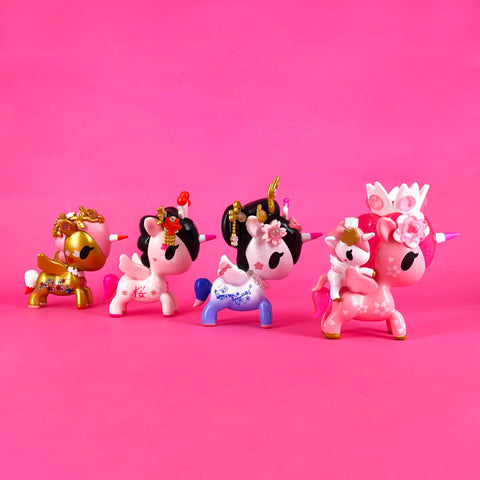 ActionCity Live: tokidoki Unicorno Cherry Blossom - Case of 8 blind boxes - ActionCity