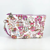 Tokidoki Cosmetic Bag Limited Edition Collections Pearl White | ActionCity Singapore