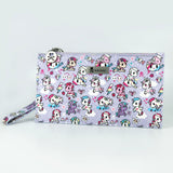 Jujube Tokidoki Fashion Pouch Dream Purple | ActionCity Singapore