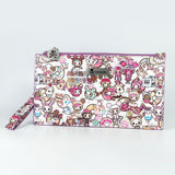 Jujube Tokidoki Fashion Pouch Pearl White | ActionCity Singapore