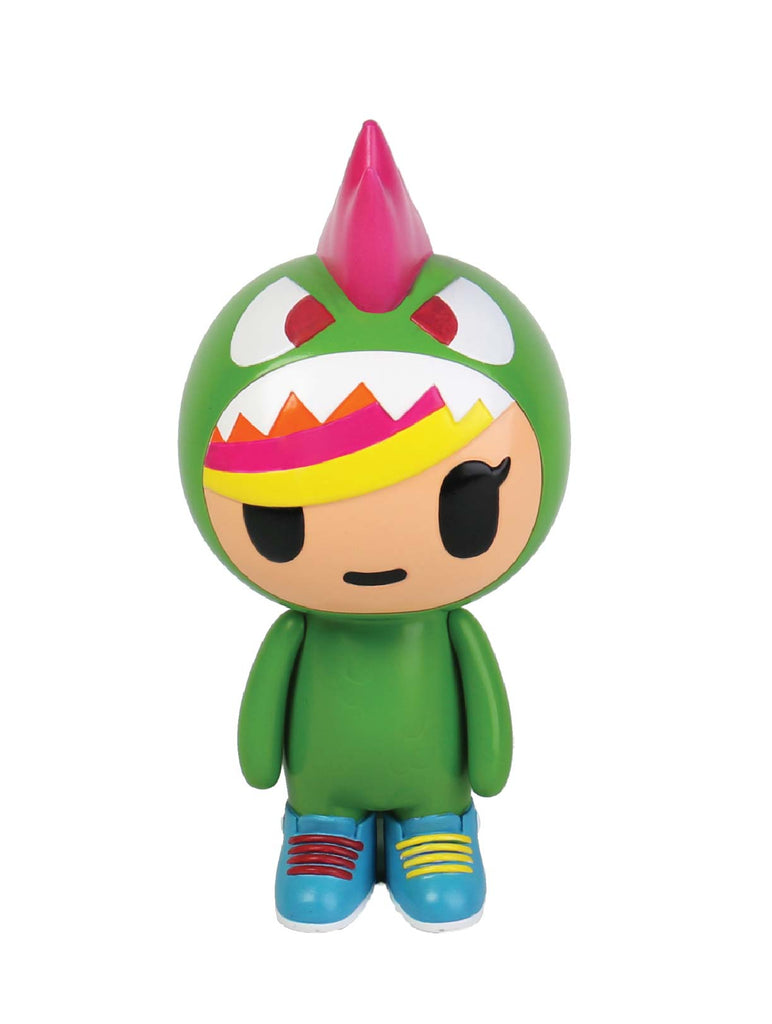 [Exclusive] tokidoki Little Terror - Green - ActionCity
