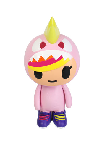 [Exclusive] tokidoki Little Terror - Pink - ActionCity
