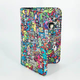 Tokidoki Passport Holder Forest Green | ActionCity Singapore