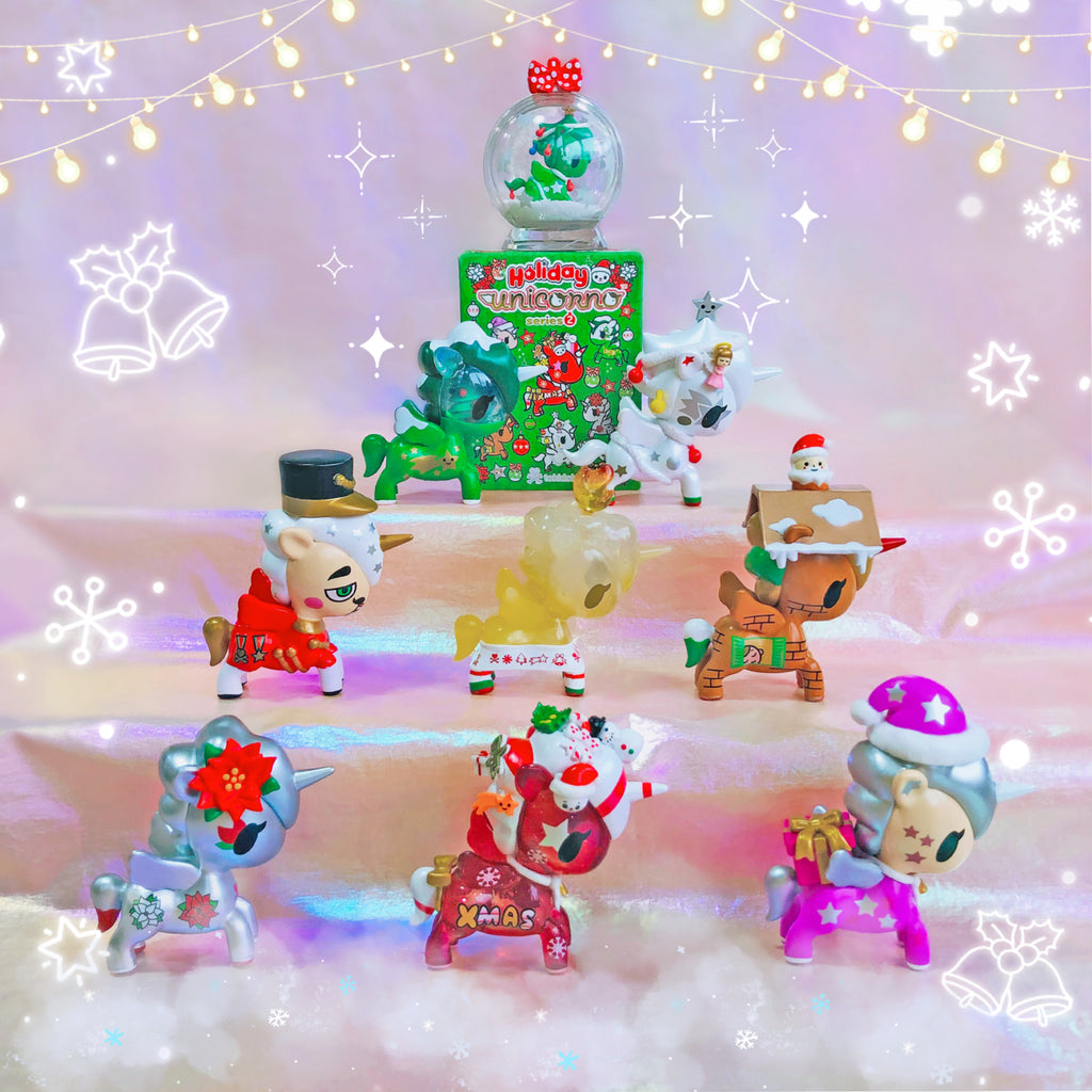 tokidoki Holiday Unicorno Series 2