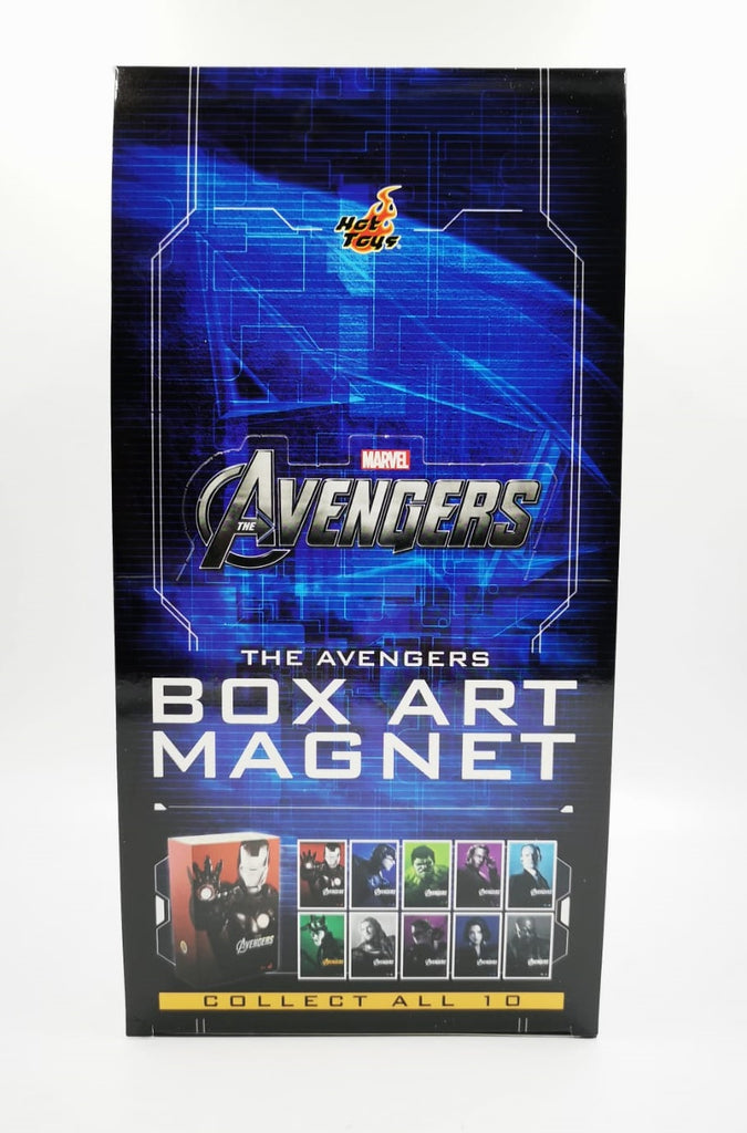 PMAG008N The Avengers Box Art Magnet Set Of 10pcs (BGCO) - ActionCity
