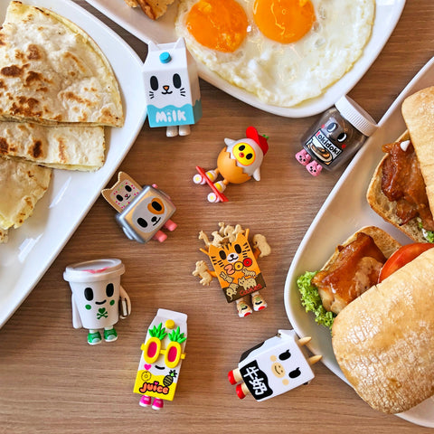 tokidoki Moofia Breakfast Besties Series 2