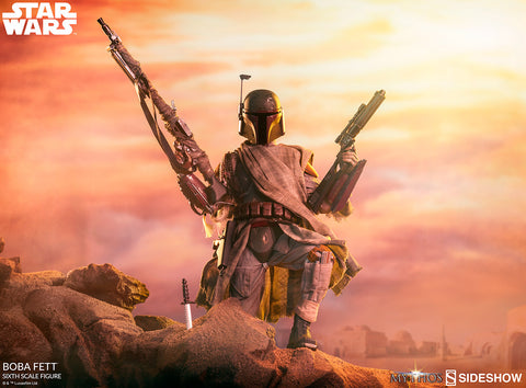 Star Wars – Boba Fett - Mythos Sixth Scale Figure - ActionCity