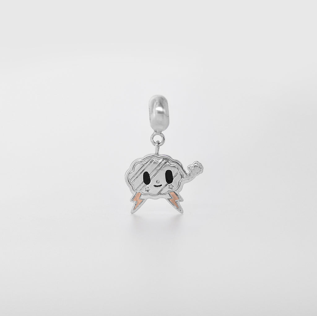 tokidoki Jewelry Collection - 2D Cloud Charm - ActionCity